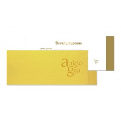 Aukso Gija Dovanų kuponas 50€